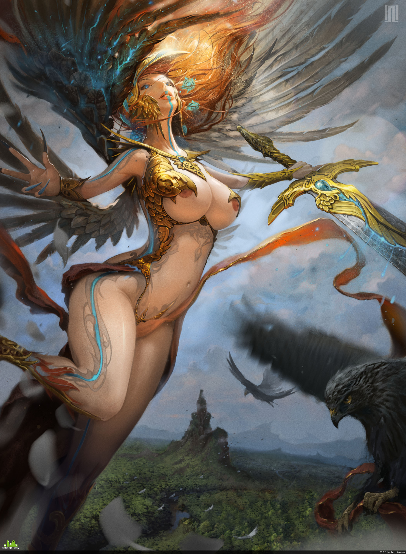 preview Королева птиц