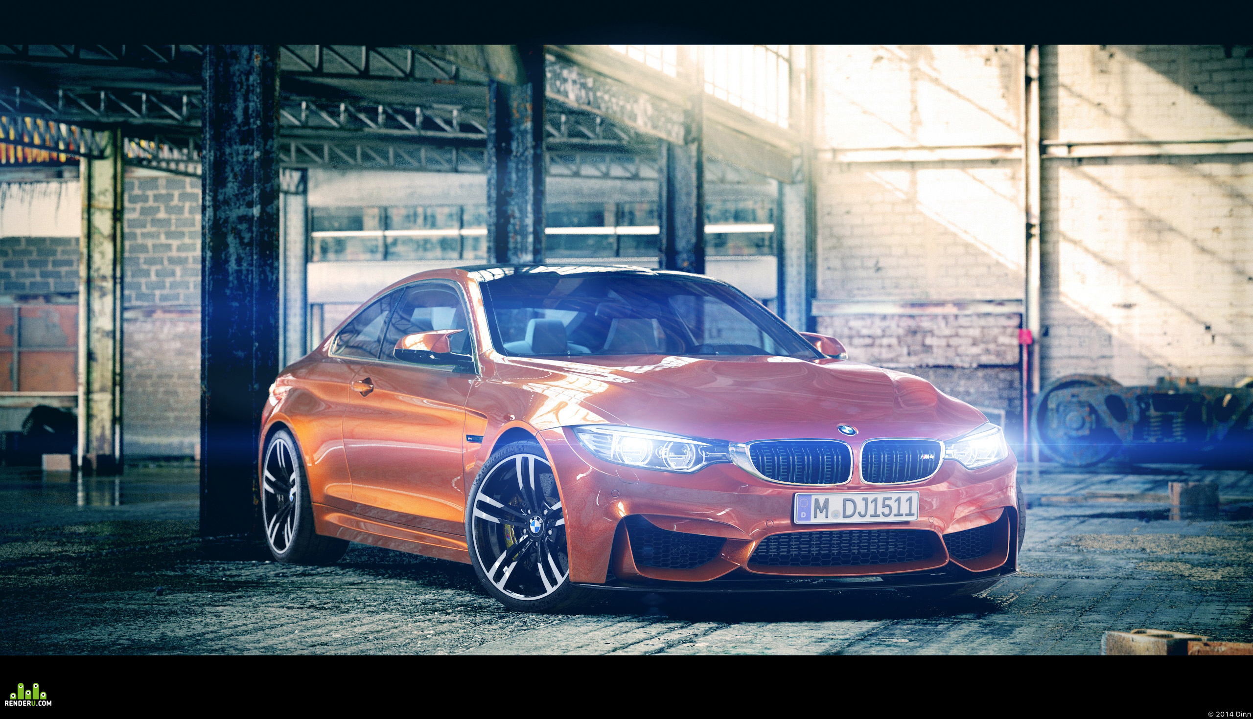 preview Врум-Врум! BMW M4 Coupe