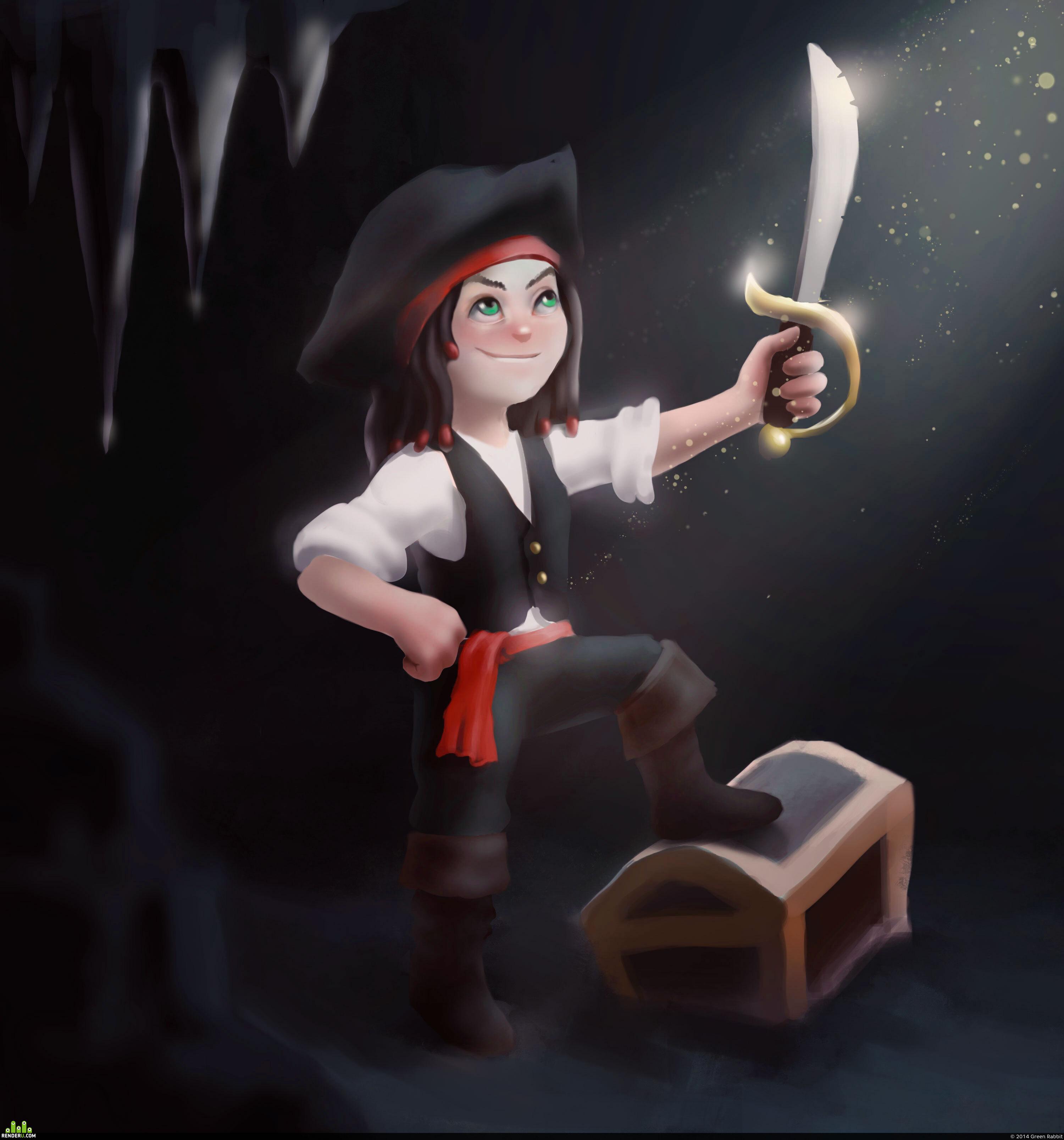preview Пират