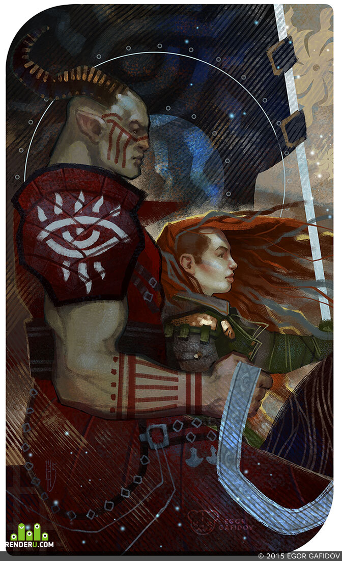 preview Dragon Age: Two Inquisitors