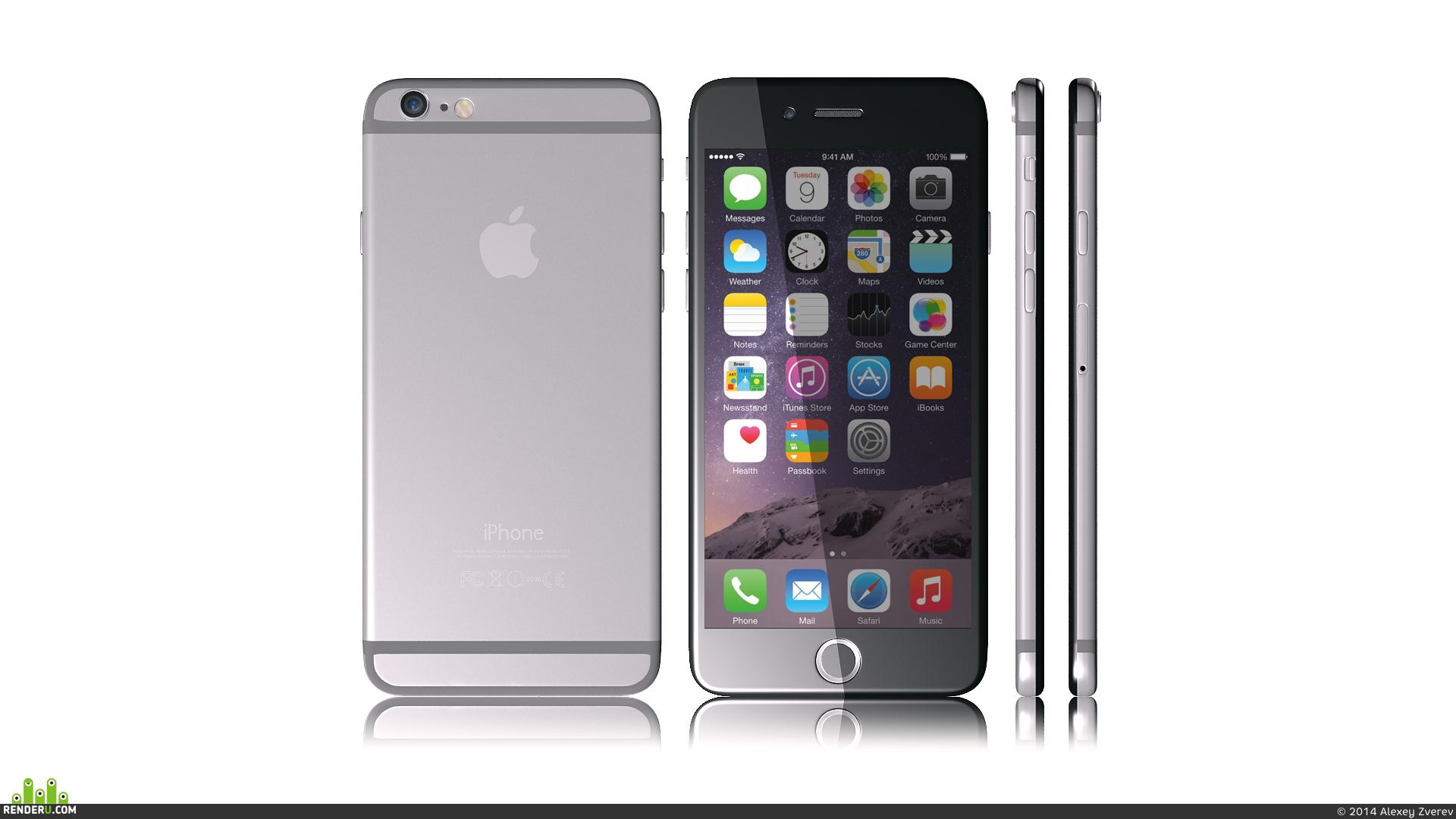 preview Айфон 6