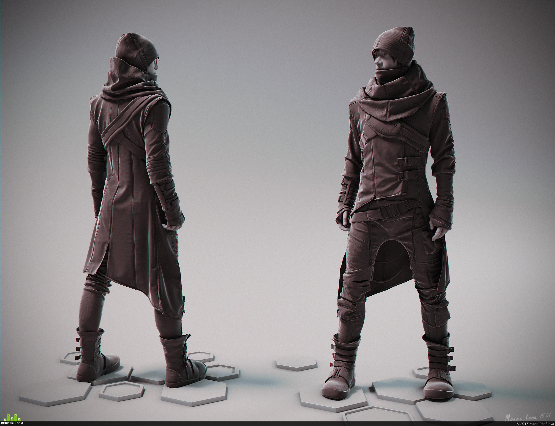 preview Cyberpunk fashion