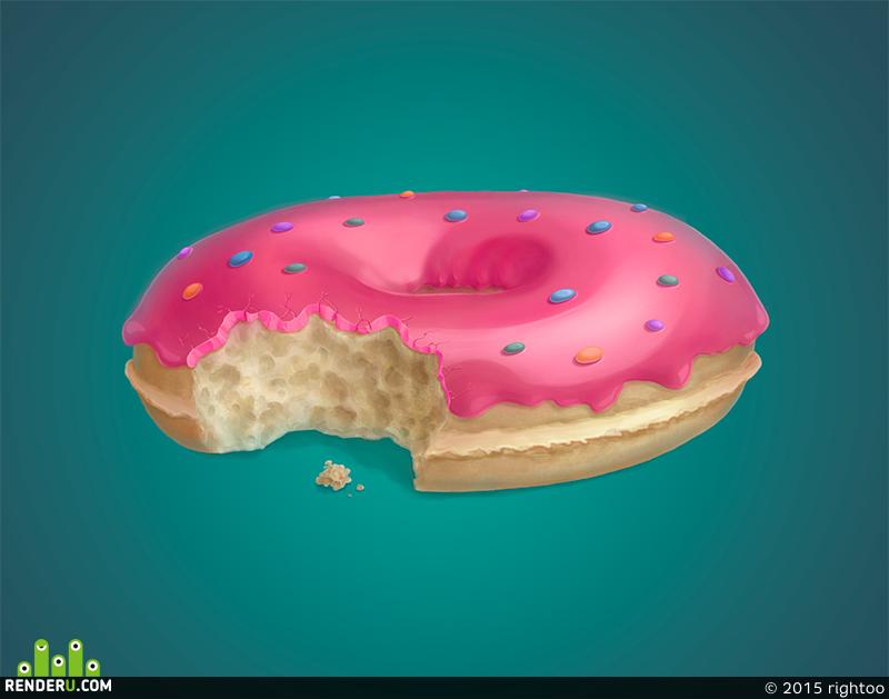 preview Пончик