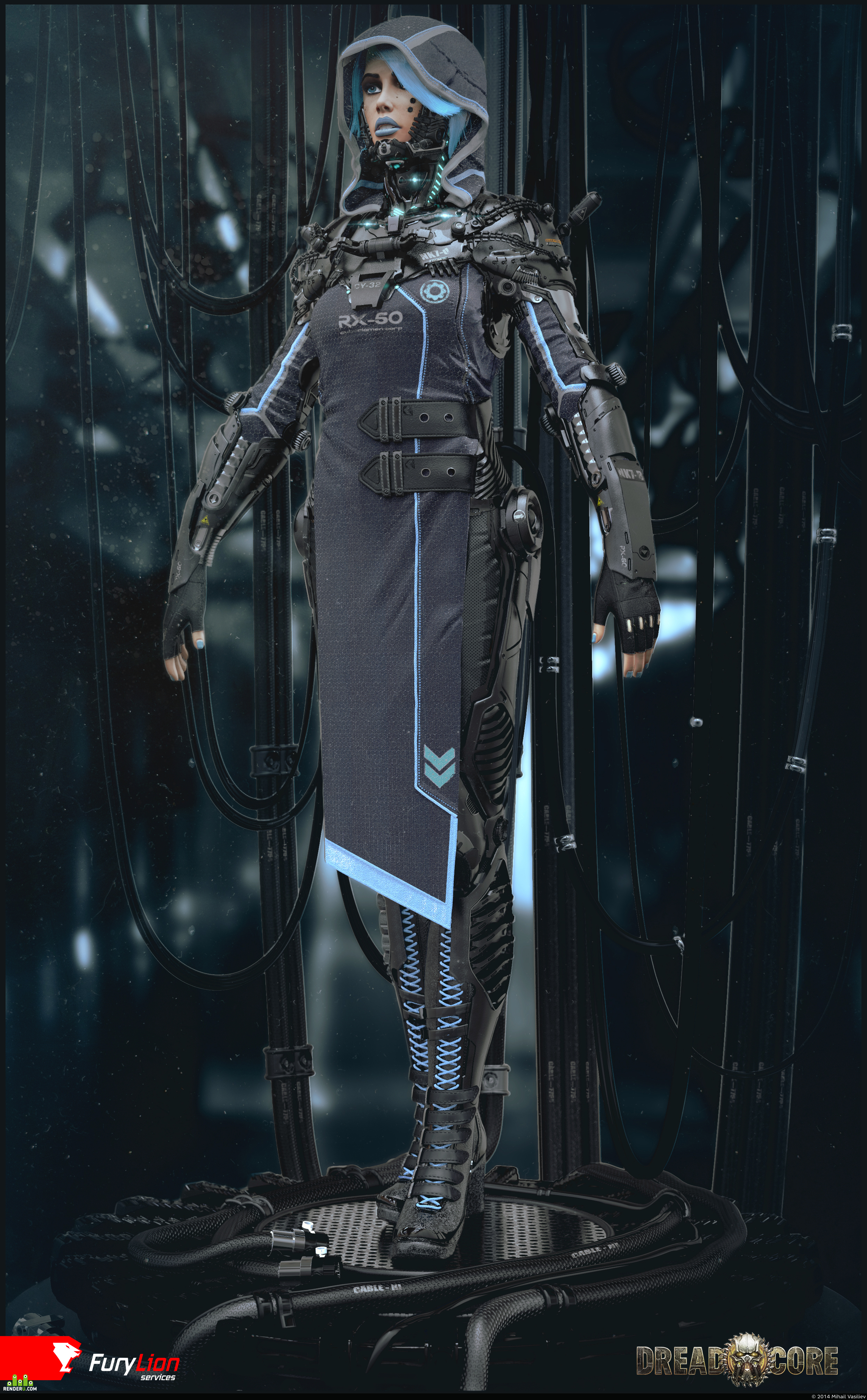 preview Exoskeleton suit (2)