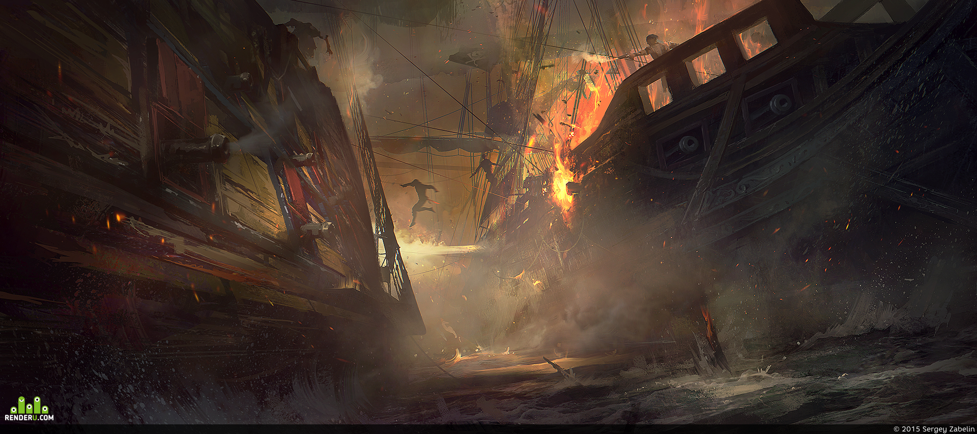 preview Assassin's Creed IV Black Flag_Fan-art