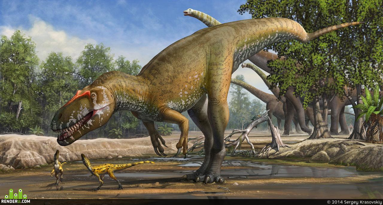 preview Торвозавр