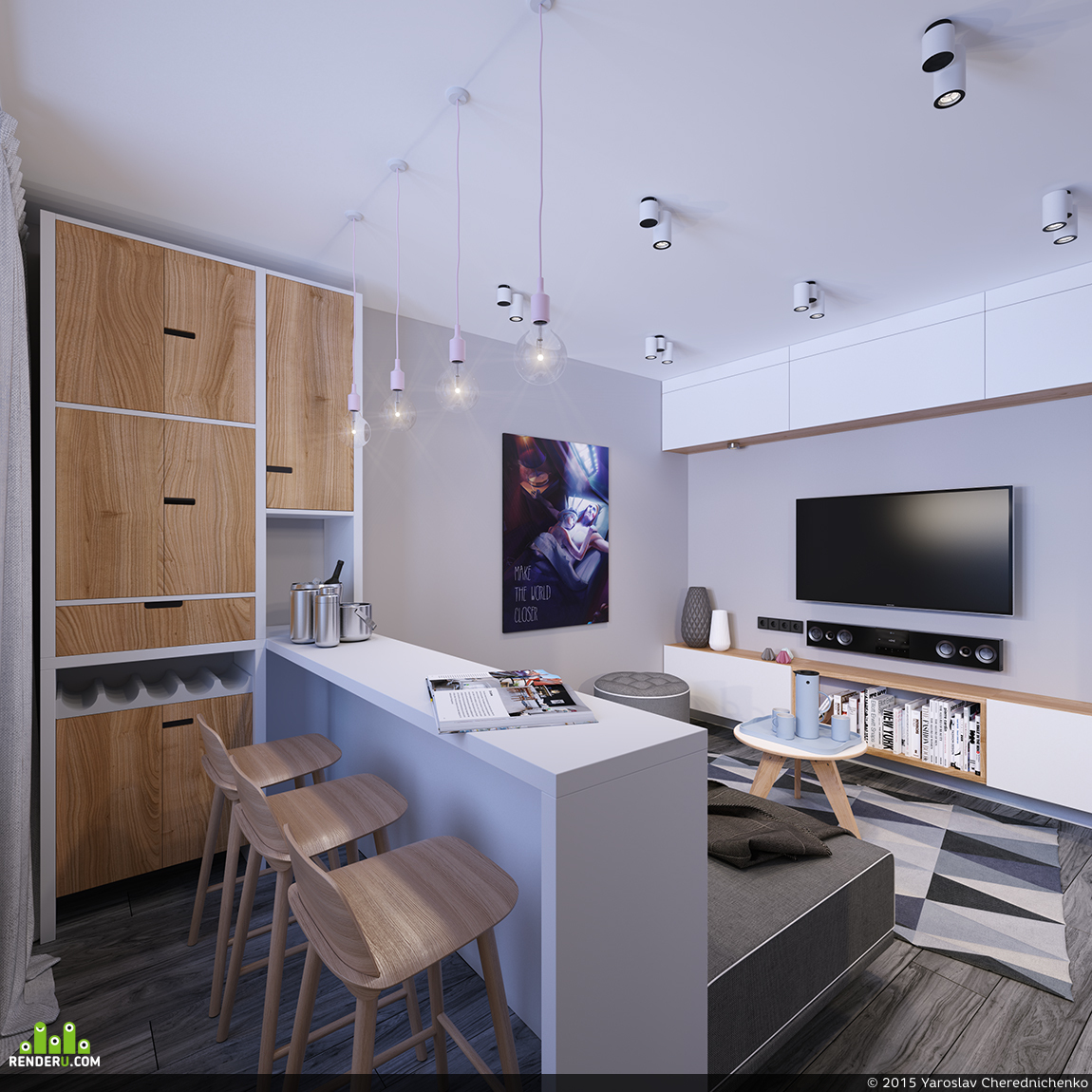 preview Panel Apartment