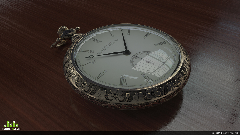 preview Карманные часы