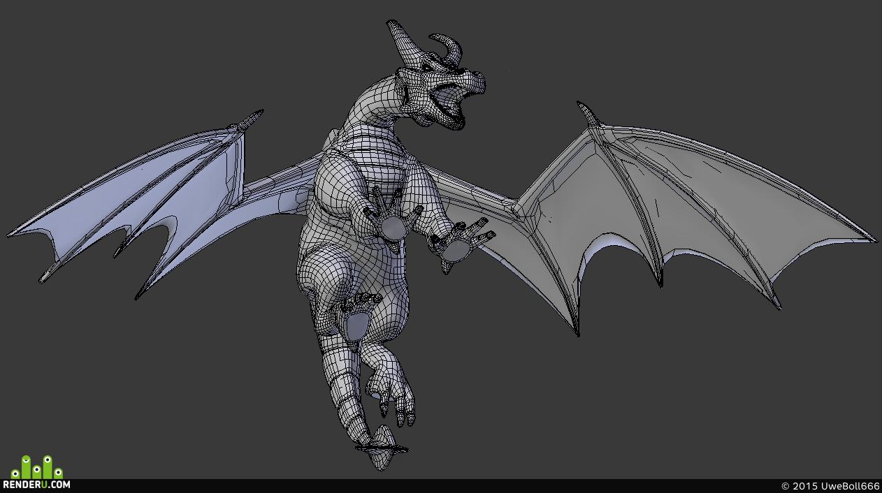 preview Полет Дракона
