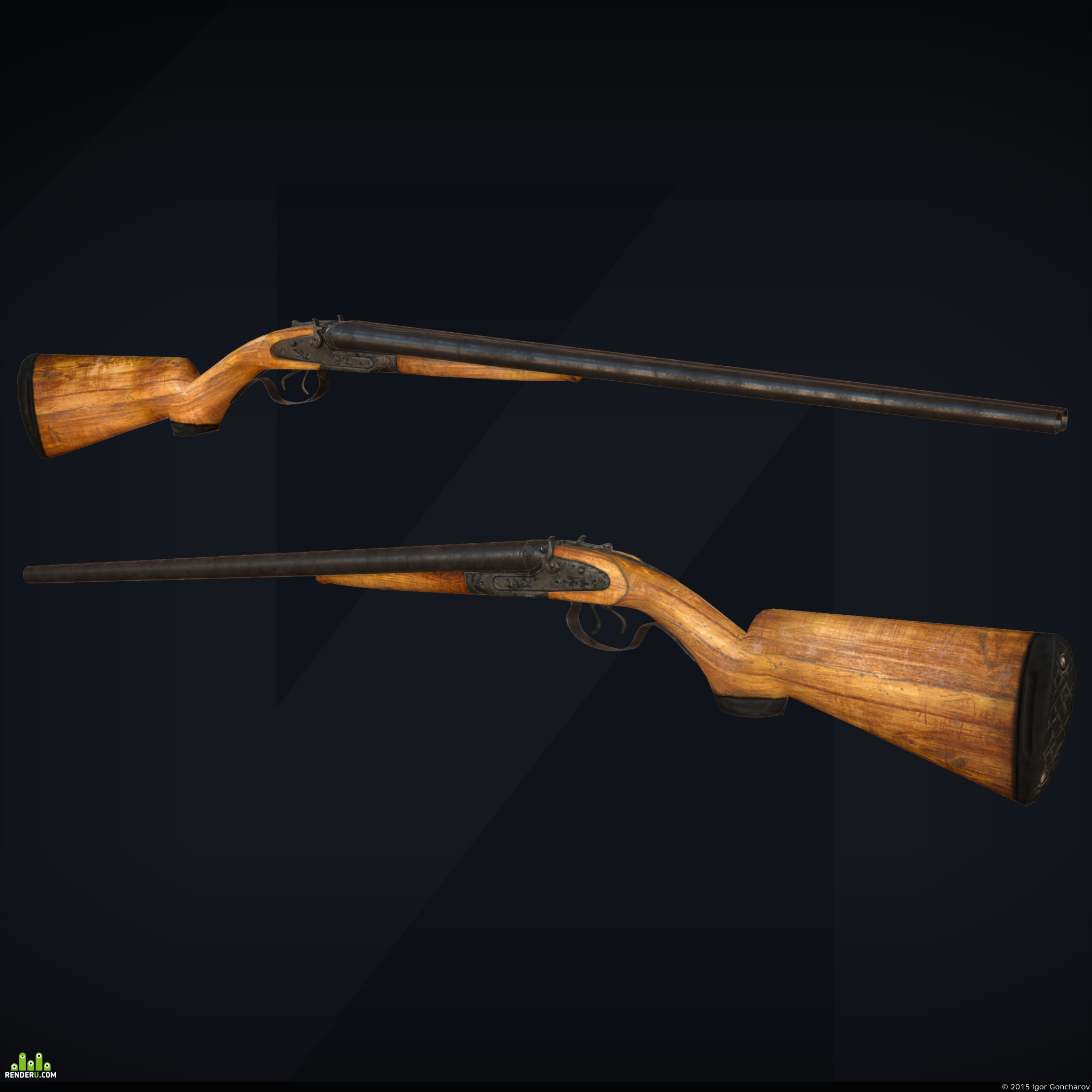 preview New old gun