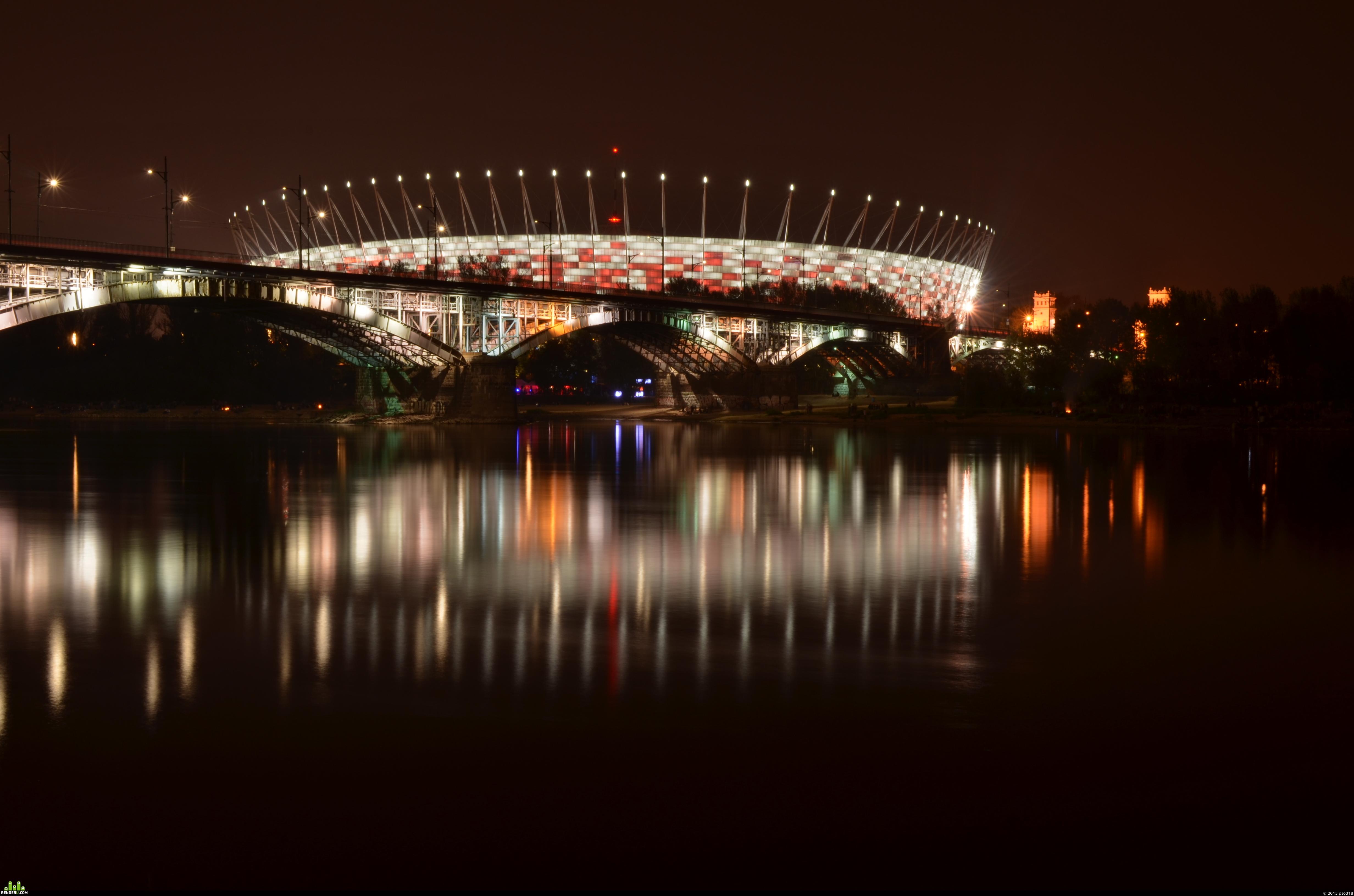 preview Варшава. Стадион Народовы