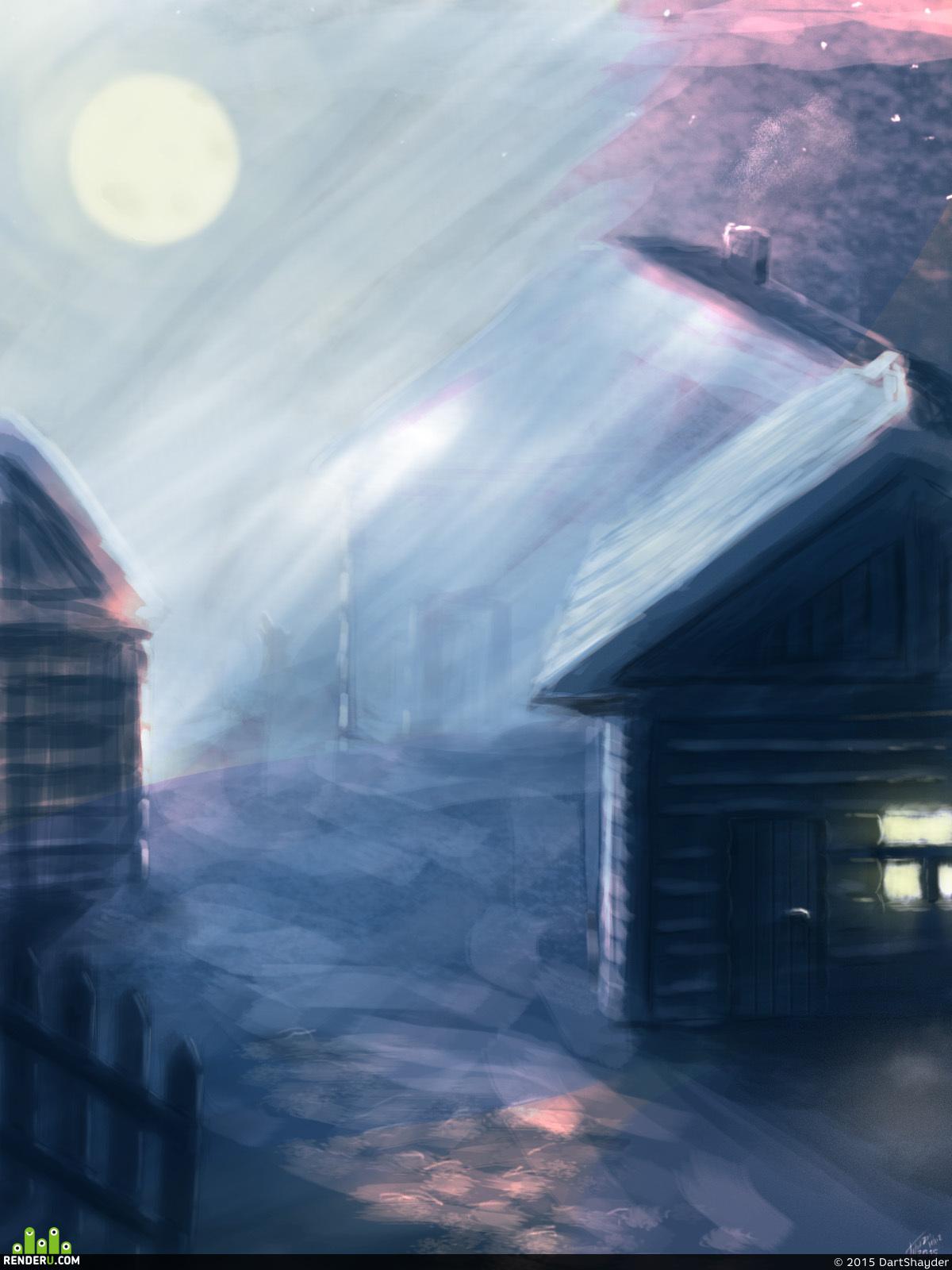preview Ночь