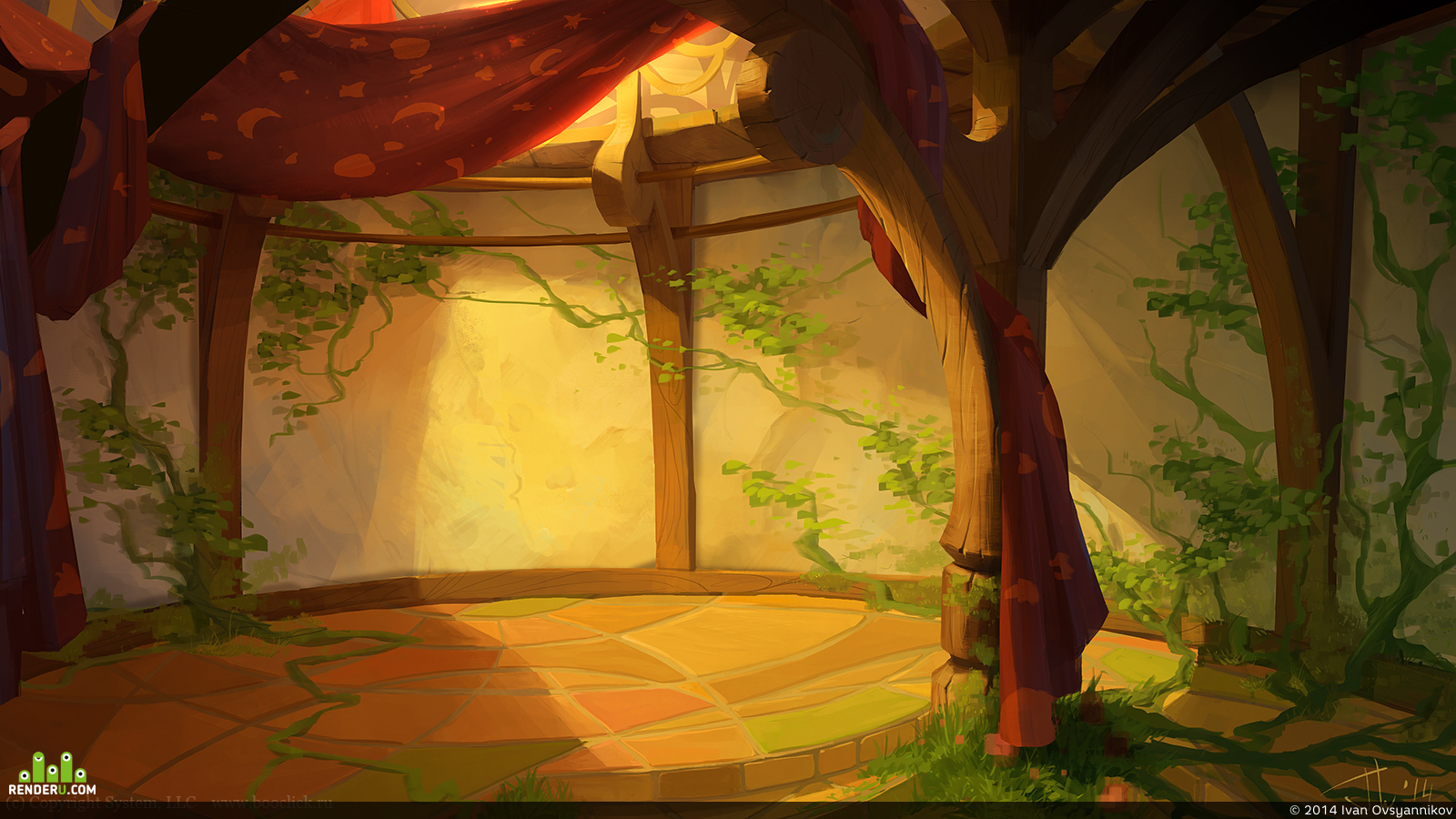 preview Пещера принцессы