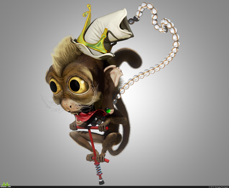 preview Король обезьян