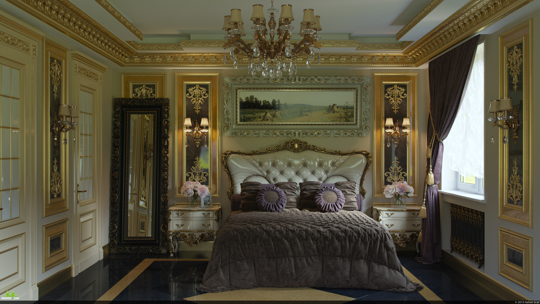 preview Спальня в классическом стиле
