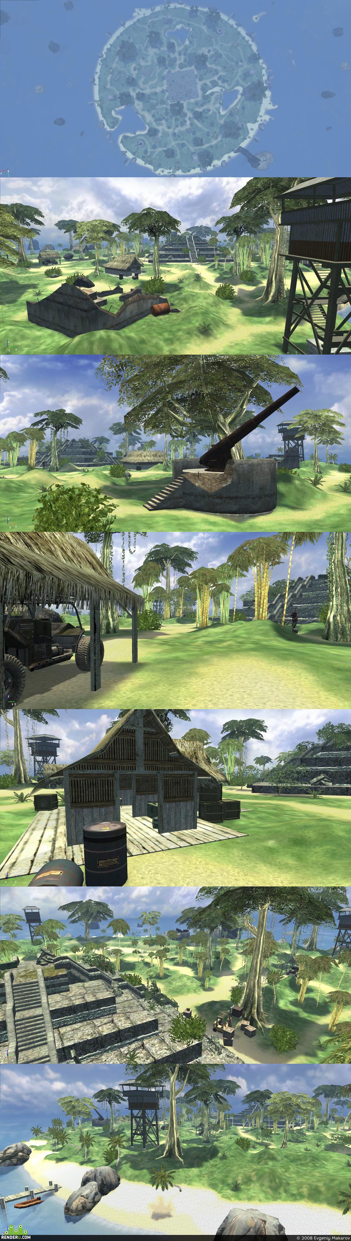 preview FarCry - Ацтек 2008