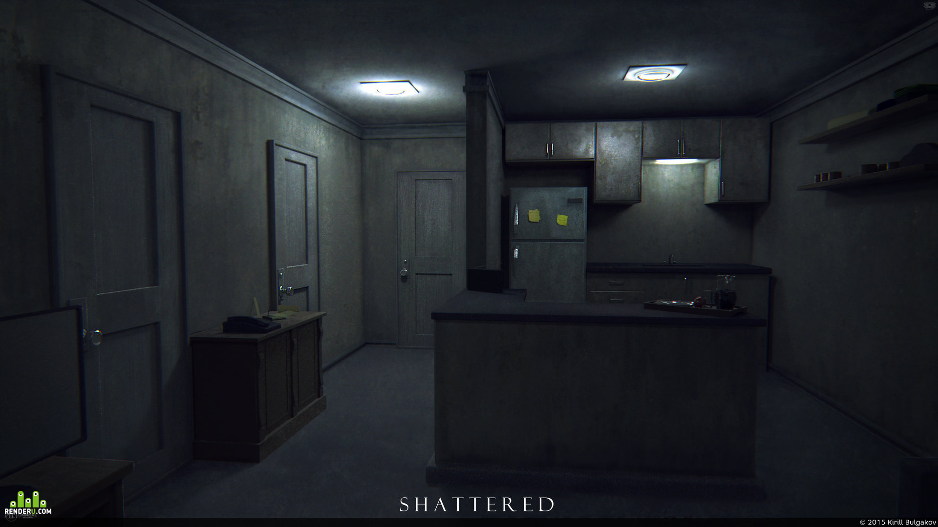 preview Project Shattered ConceptArt