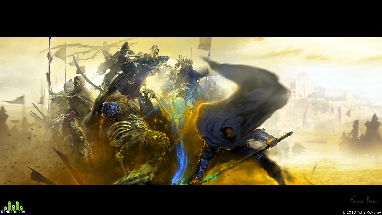 preview концепт арт для фильма Седьмой сын