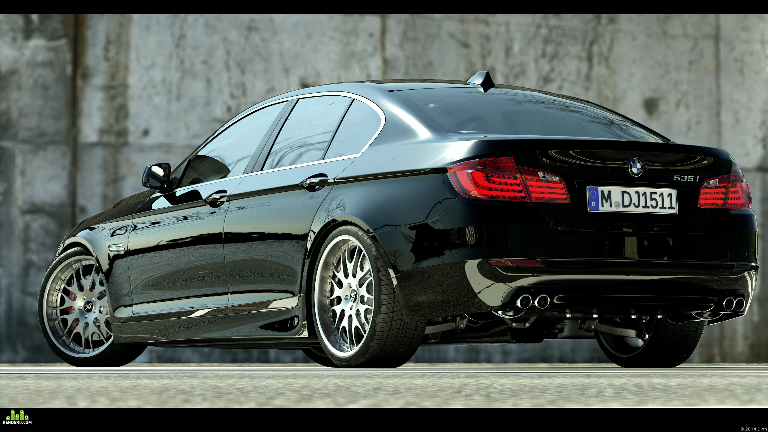 preview BMW 5-Series 535i