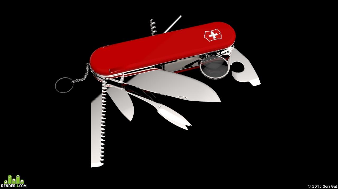 preview Швейцарский нож