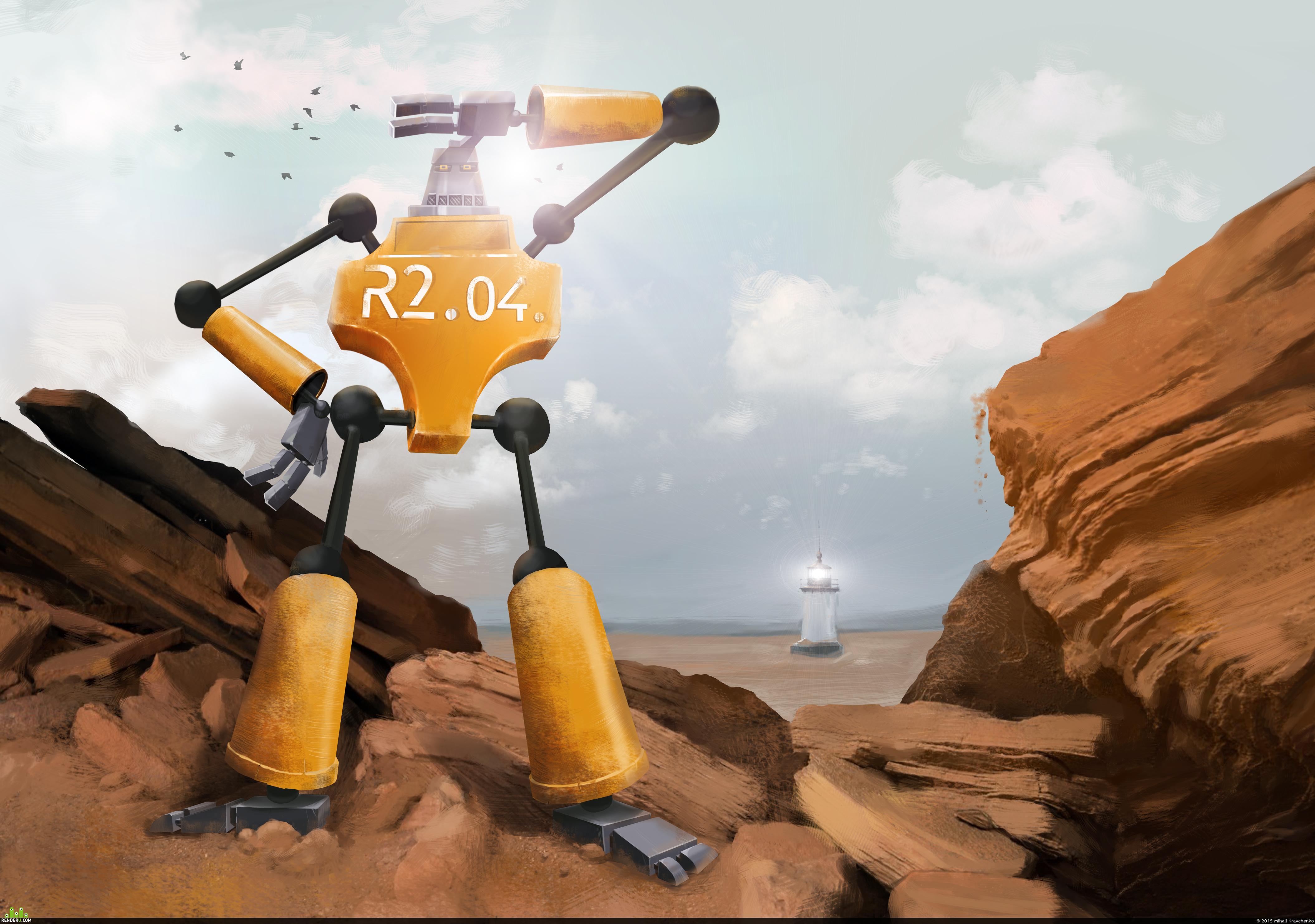 preview Робот рудокоп