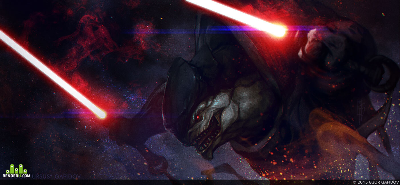 preview Star Effect - Krogan Sith