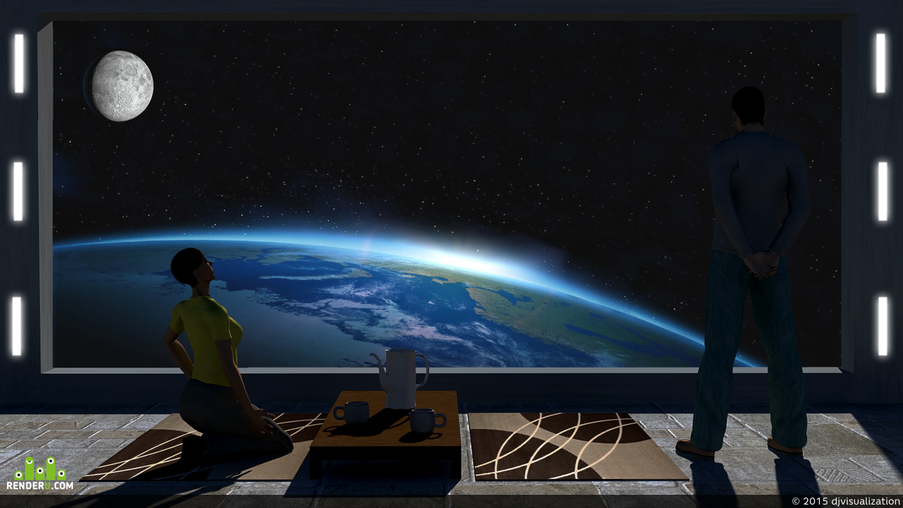 preview На космической орбите