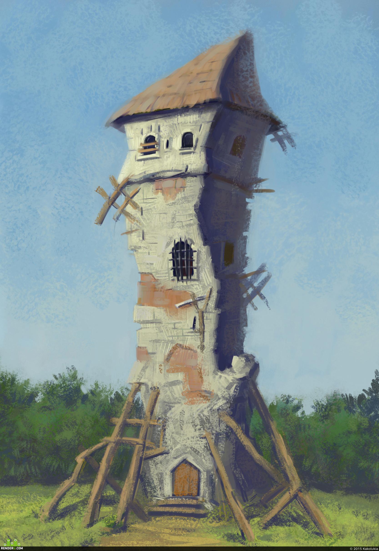 preview башня колдуна