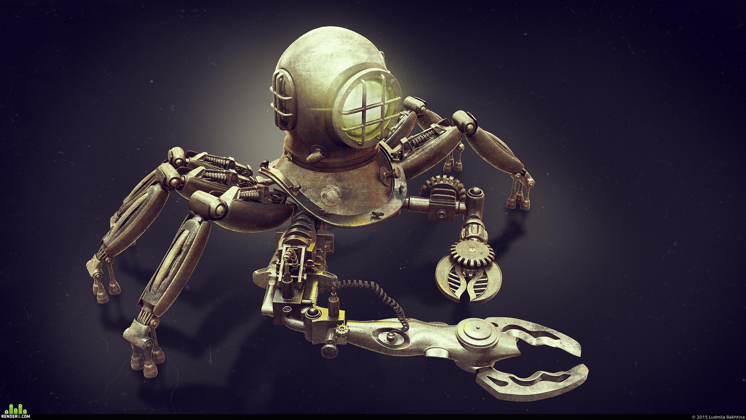 preview Робот-водолаз