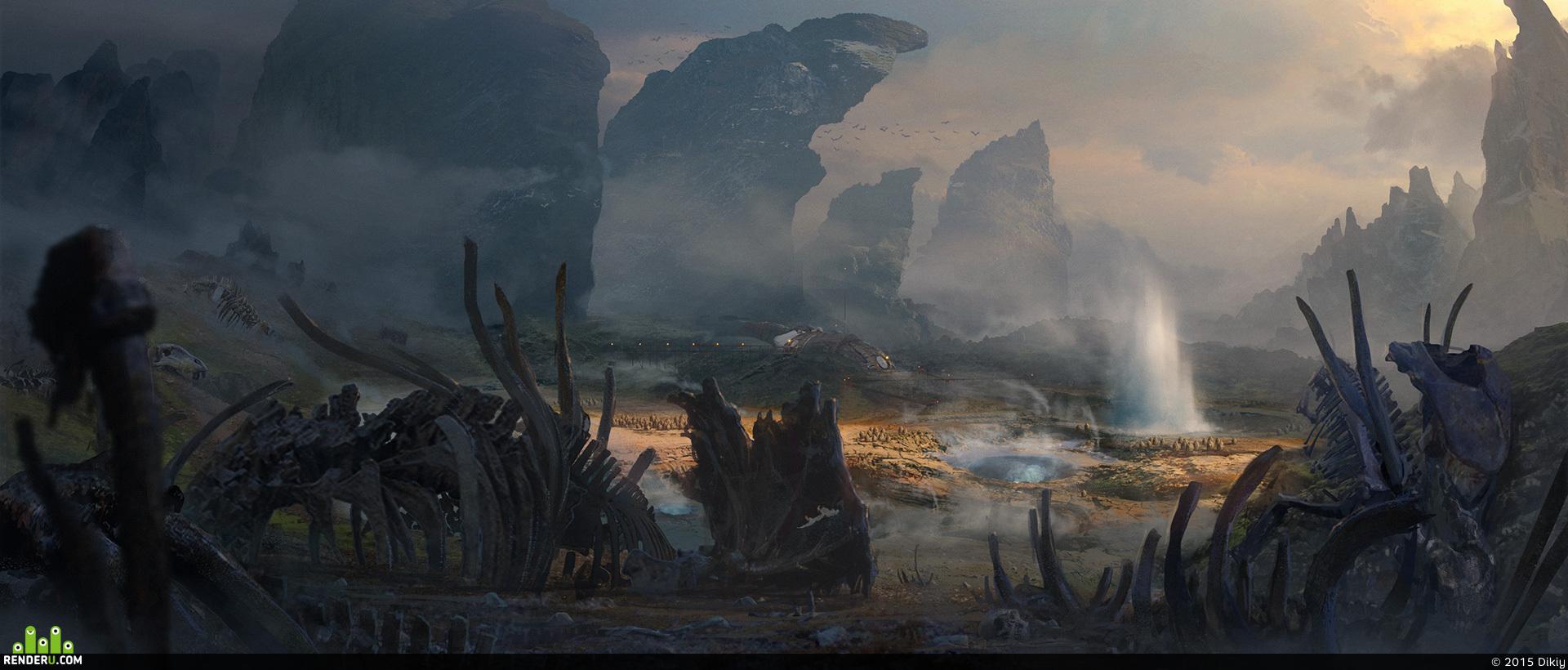 preview Долина костей