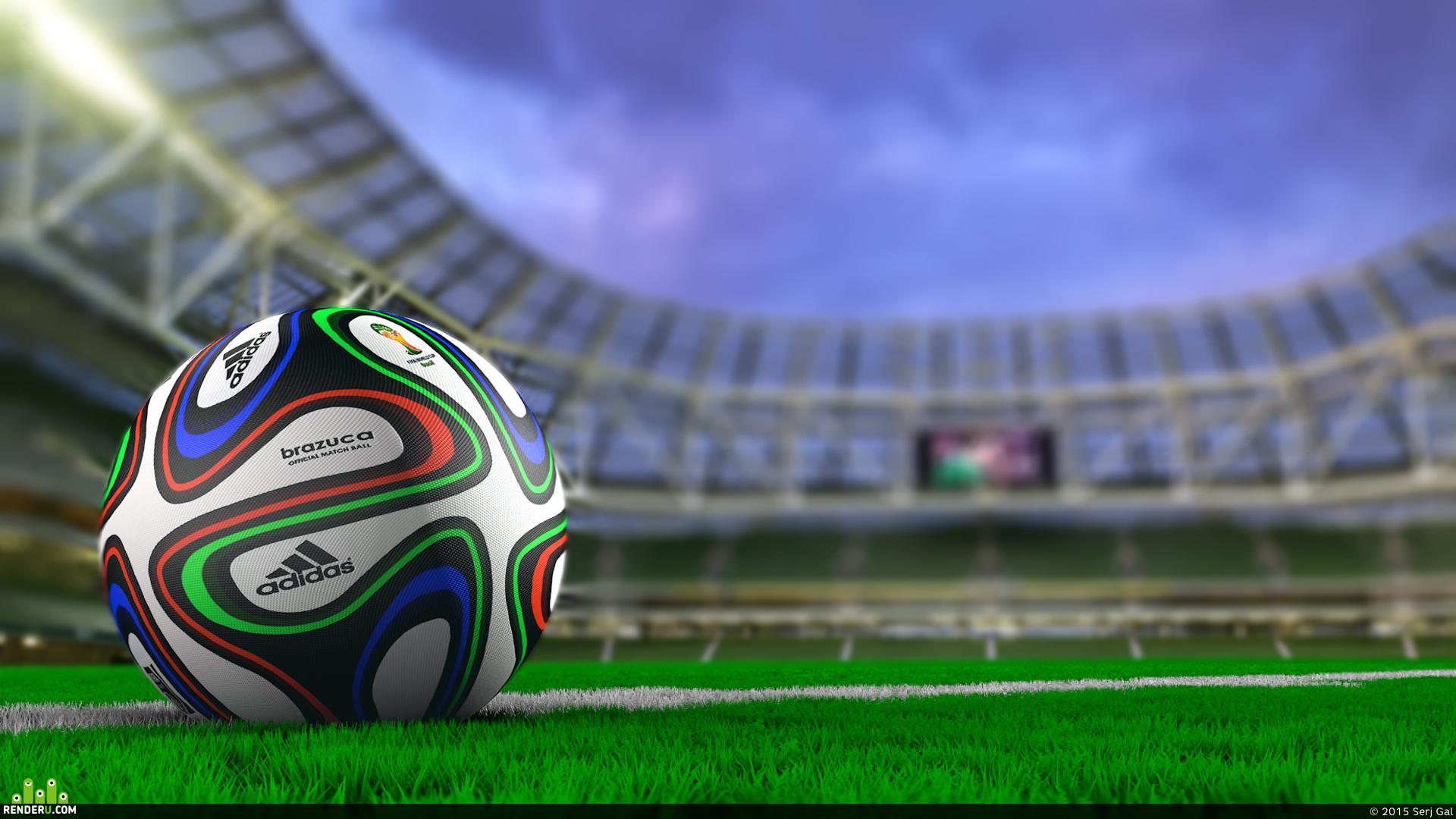 preview Футбольный мяч