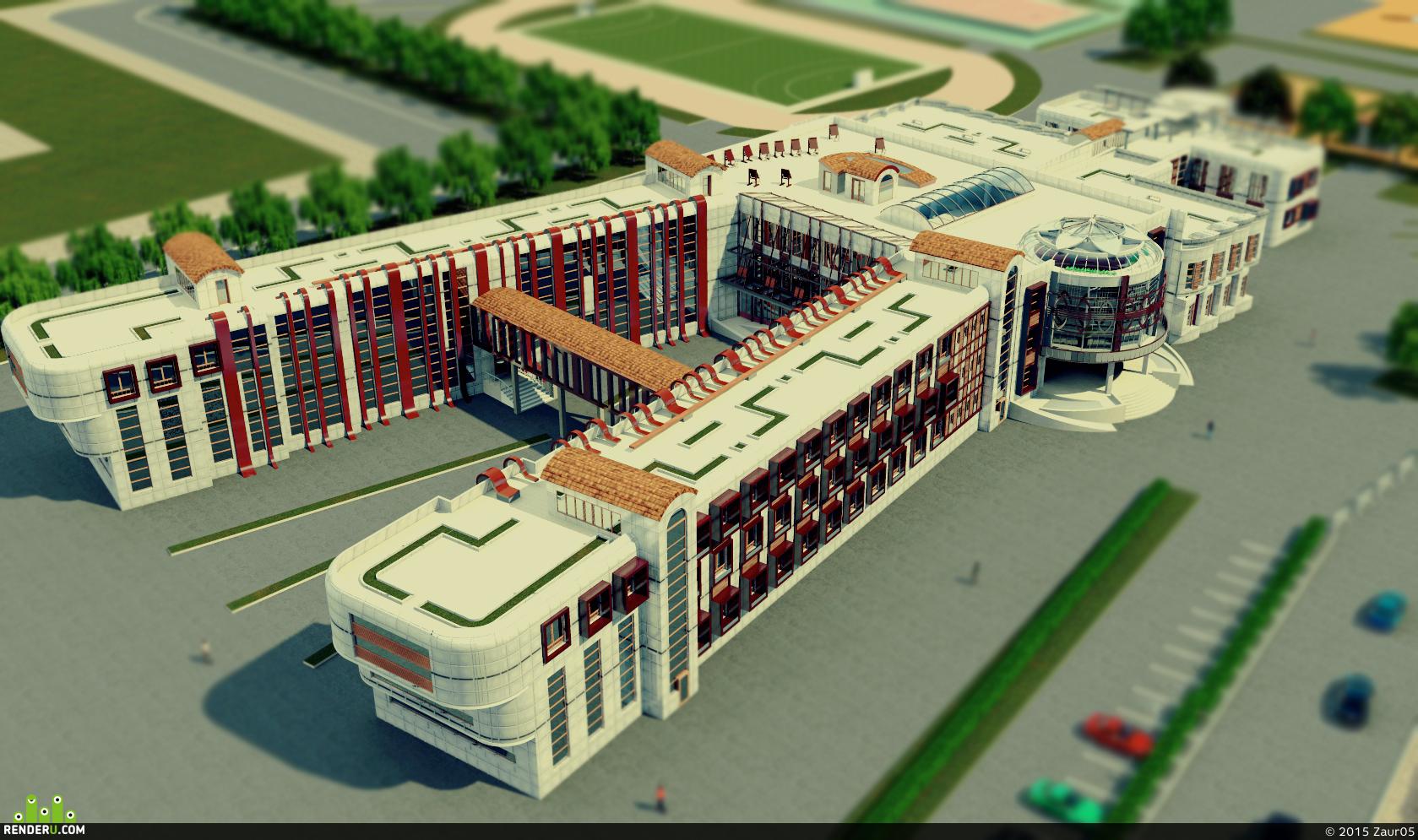preview Общеобразовательная школа