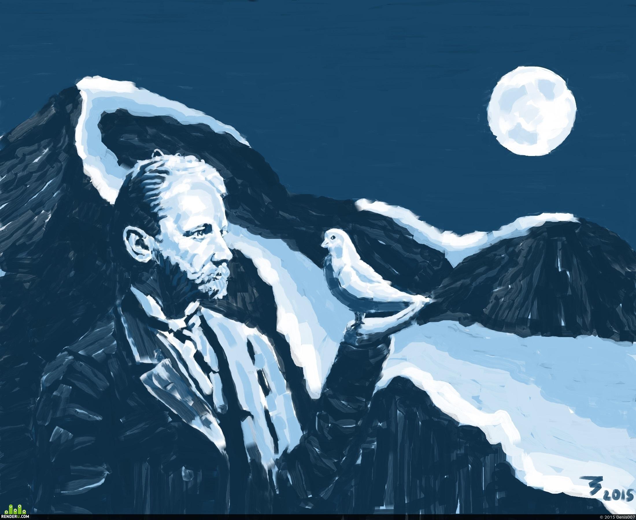 preview Лунная ночь