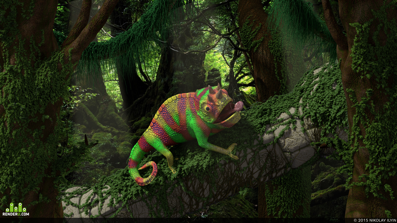 preview Хранитель леса