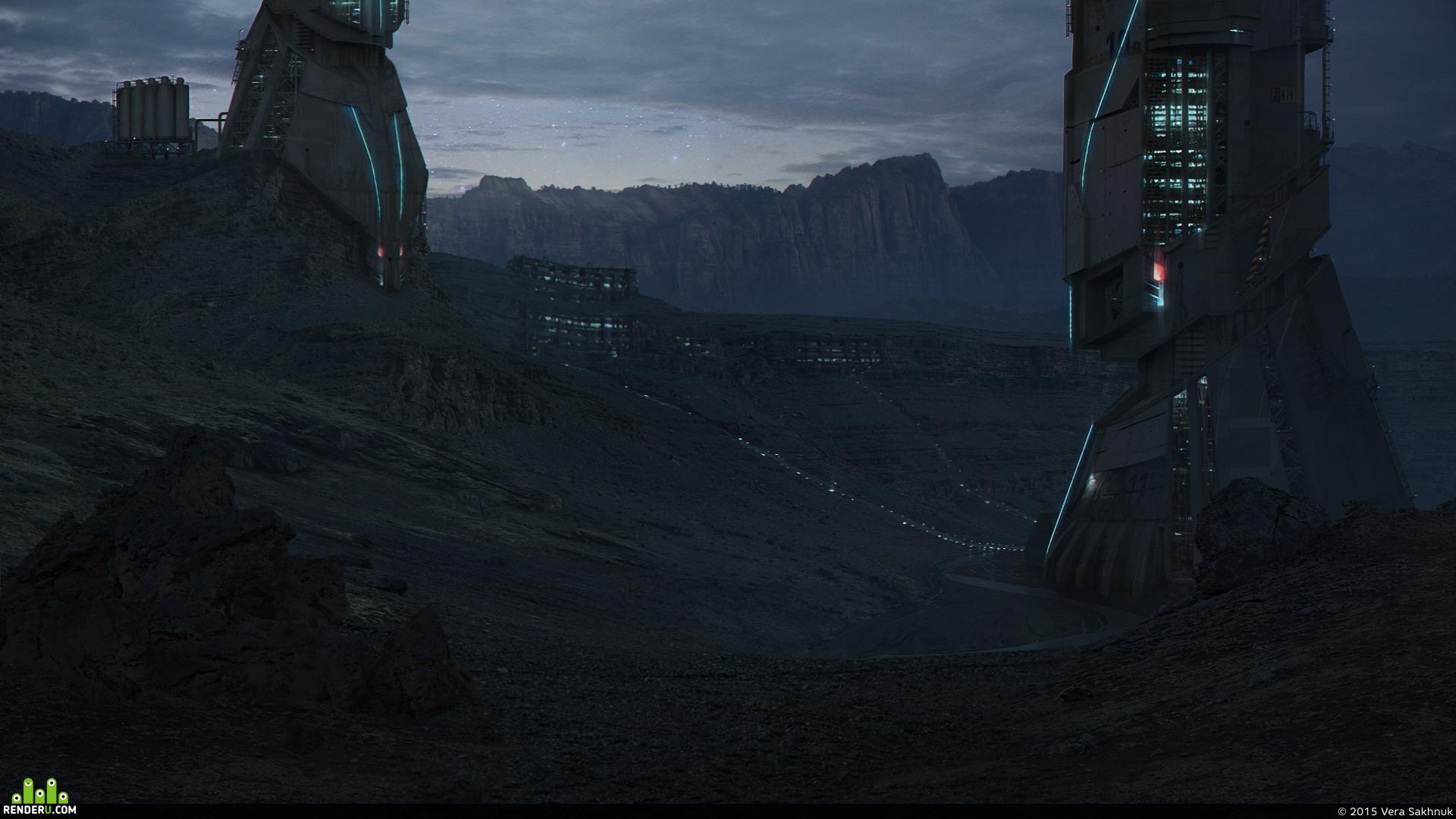 preview Sci Fi Environment