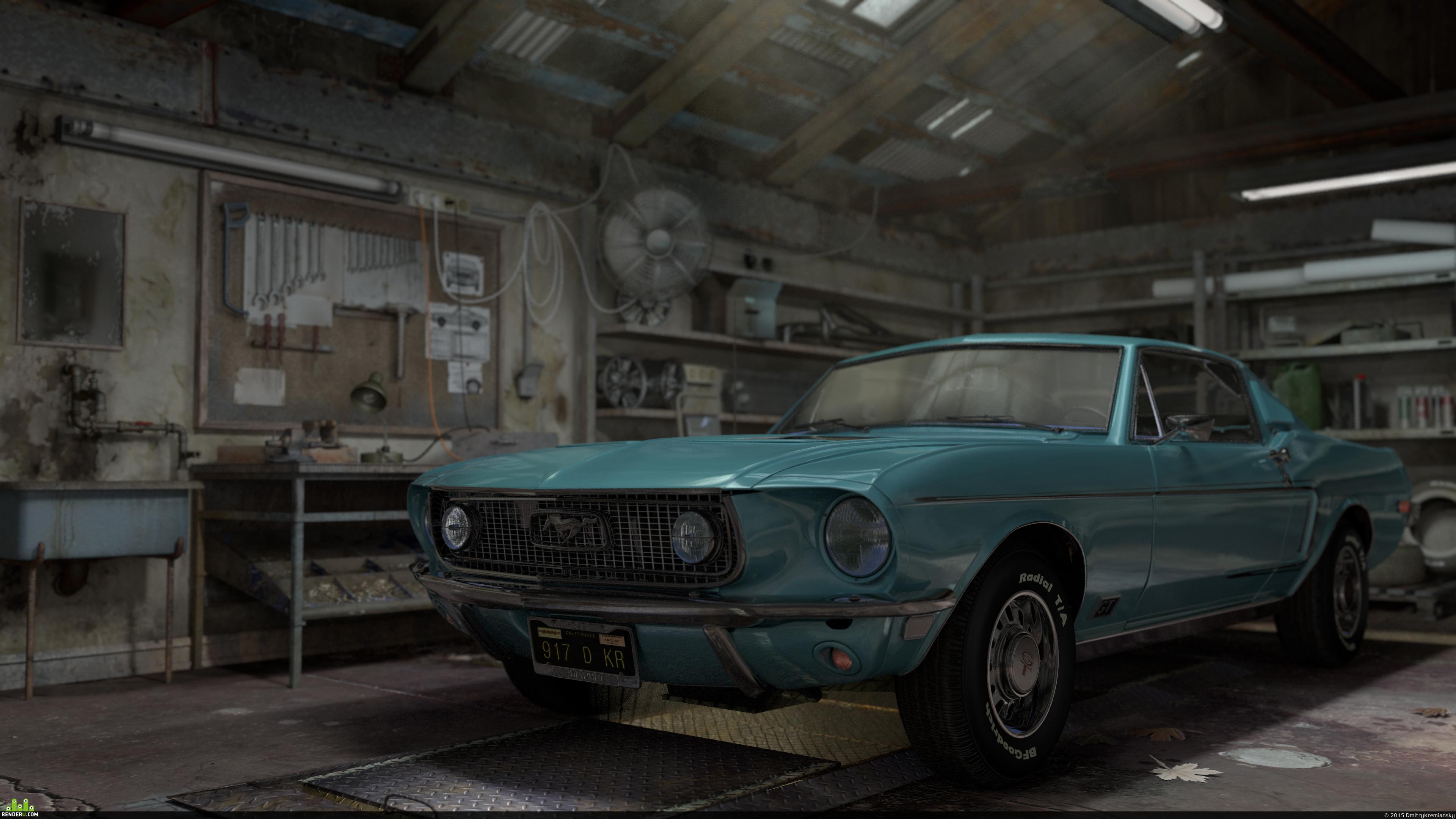 preview гараж