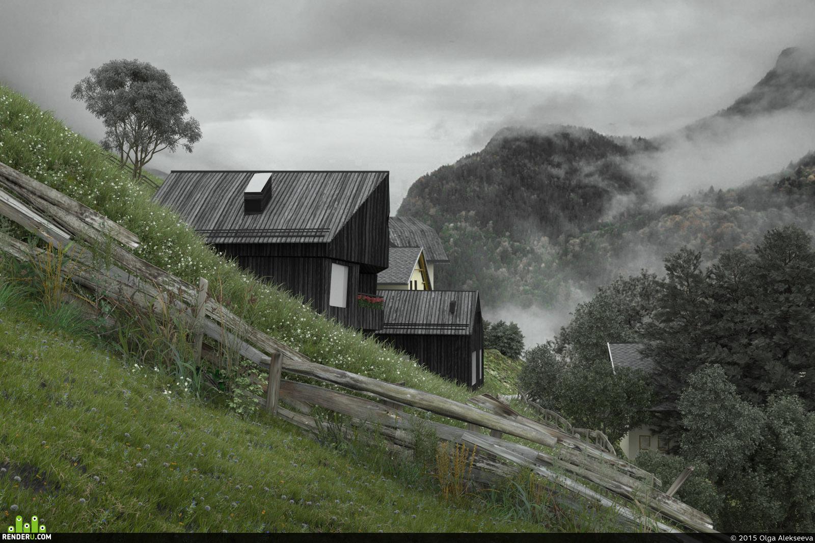 preview alpine cabins