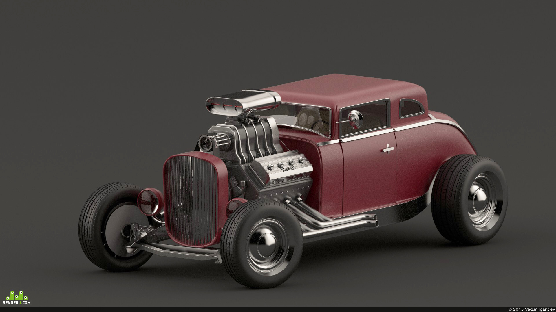 preview Hot Rod