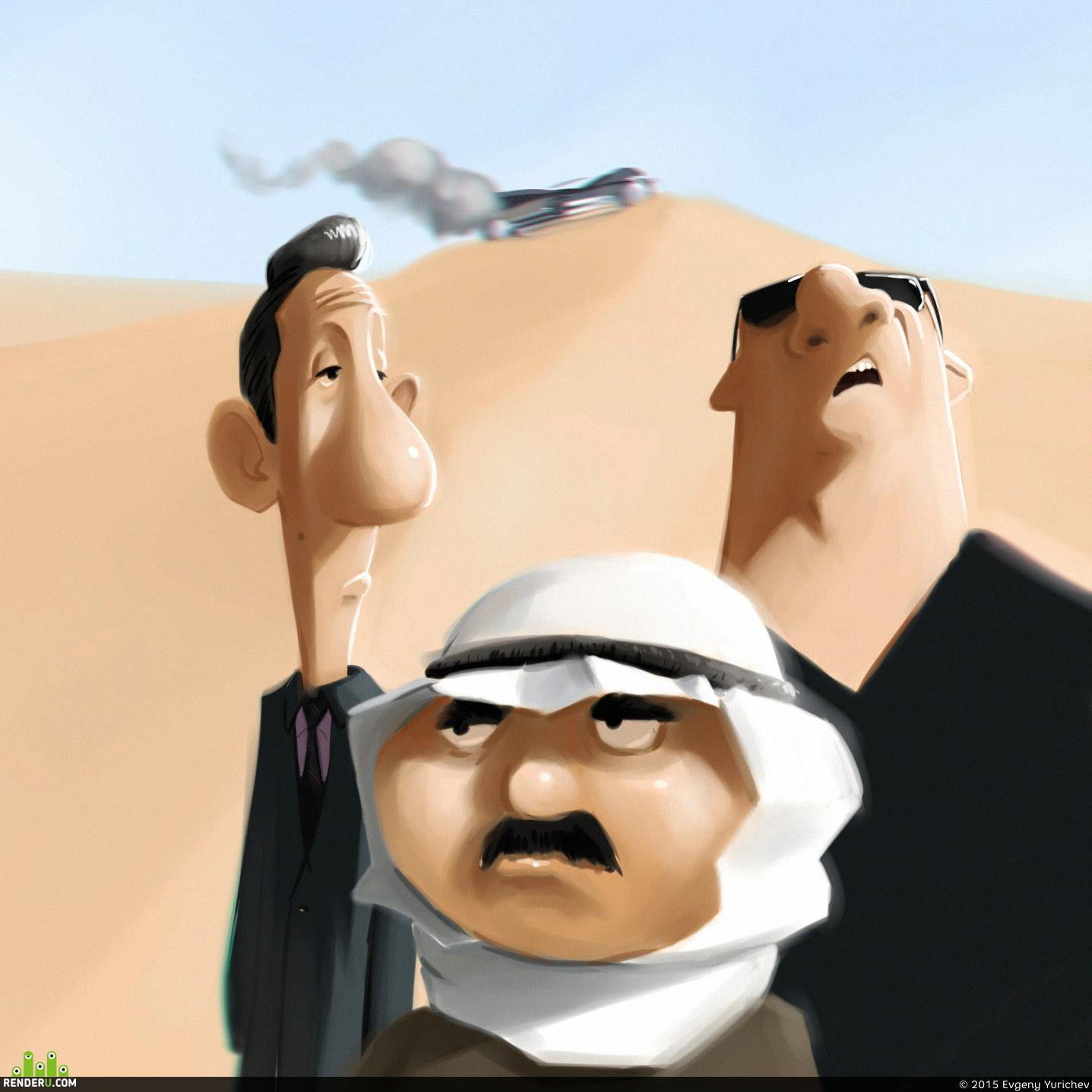 preview Гангстеры в пустыне