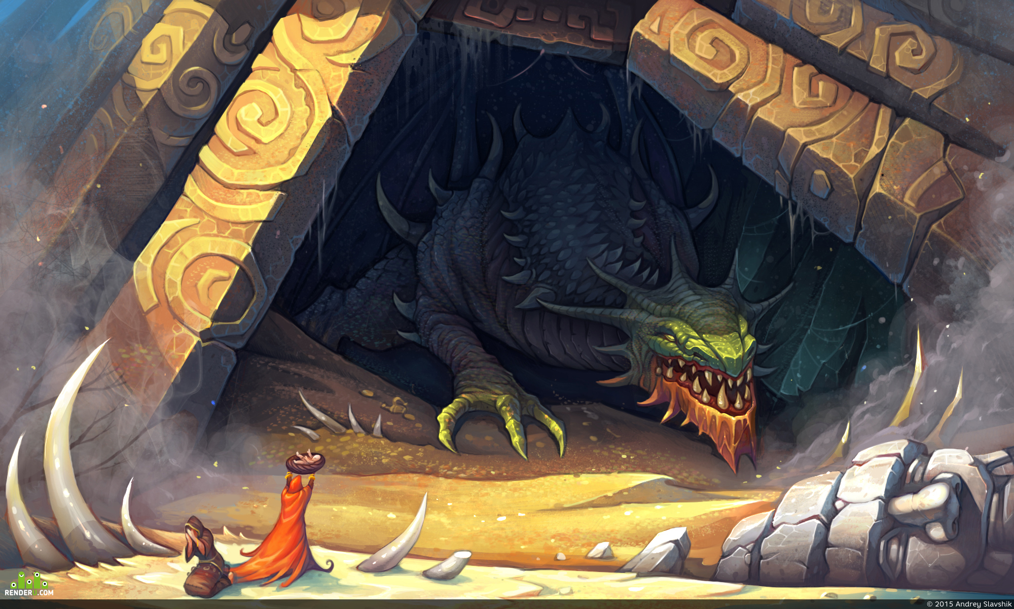 preview Dragons Heart