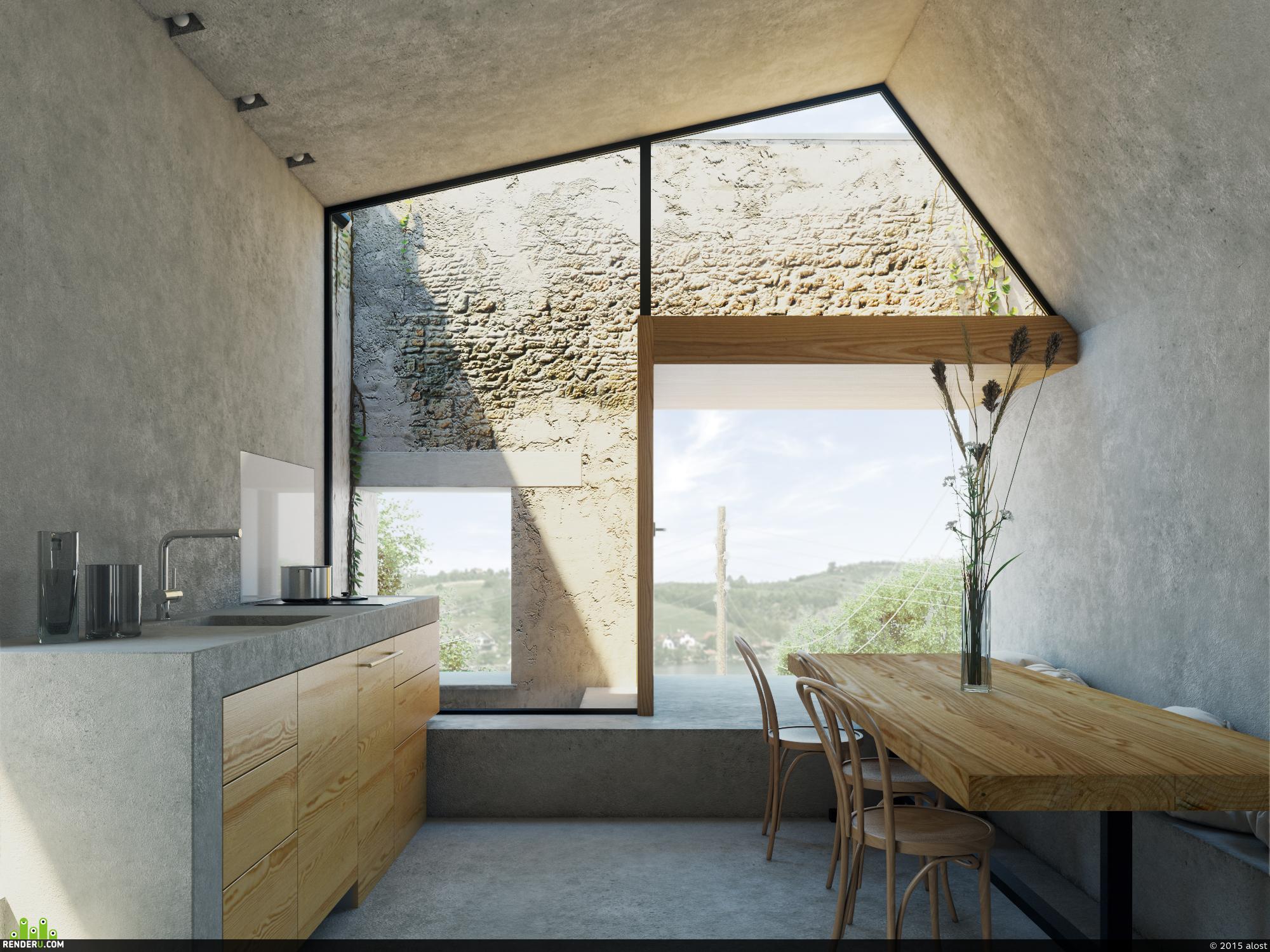 preview Каменный дом
