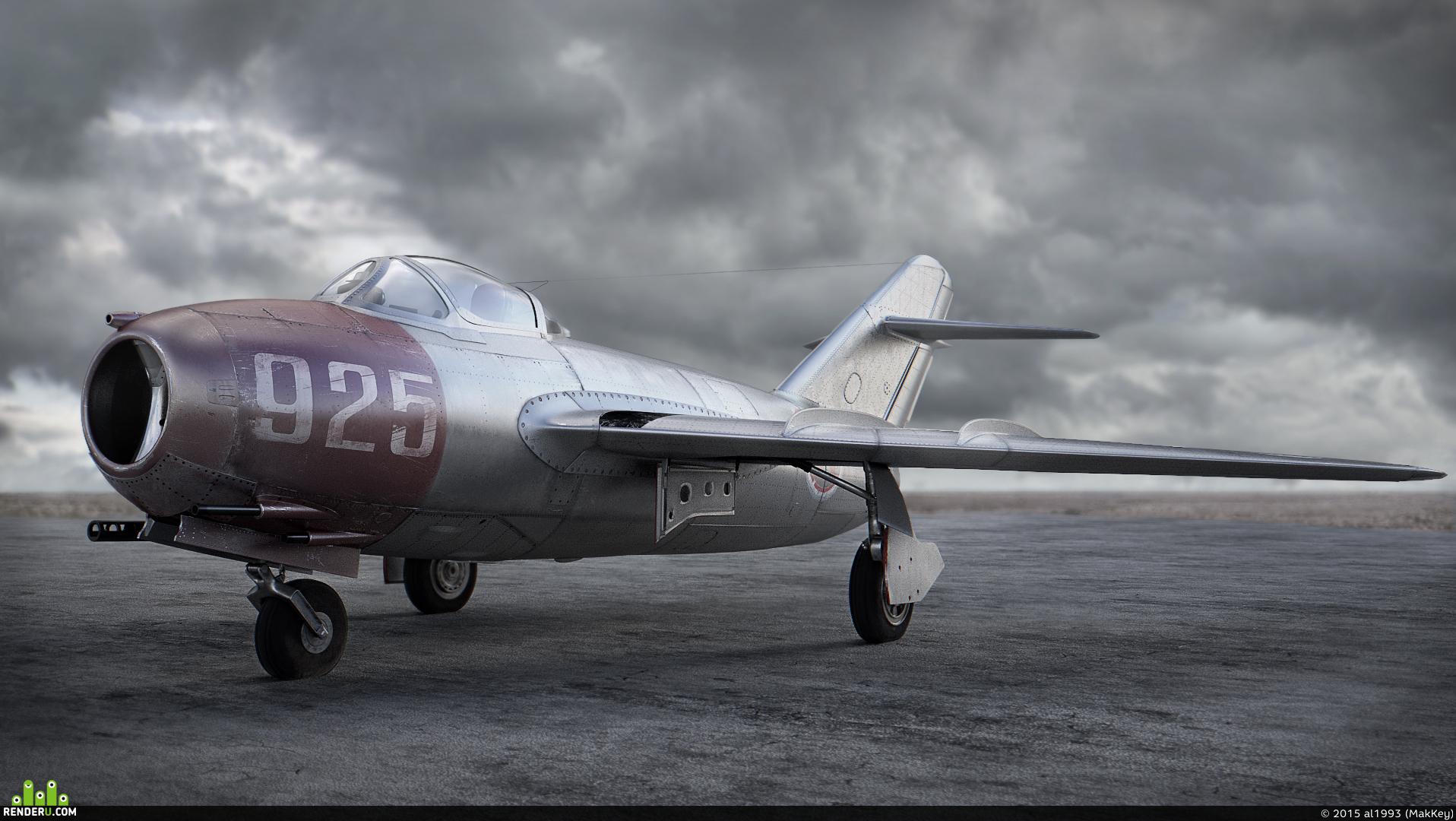preview МиГ-15бис