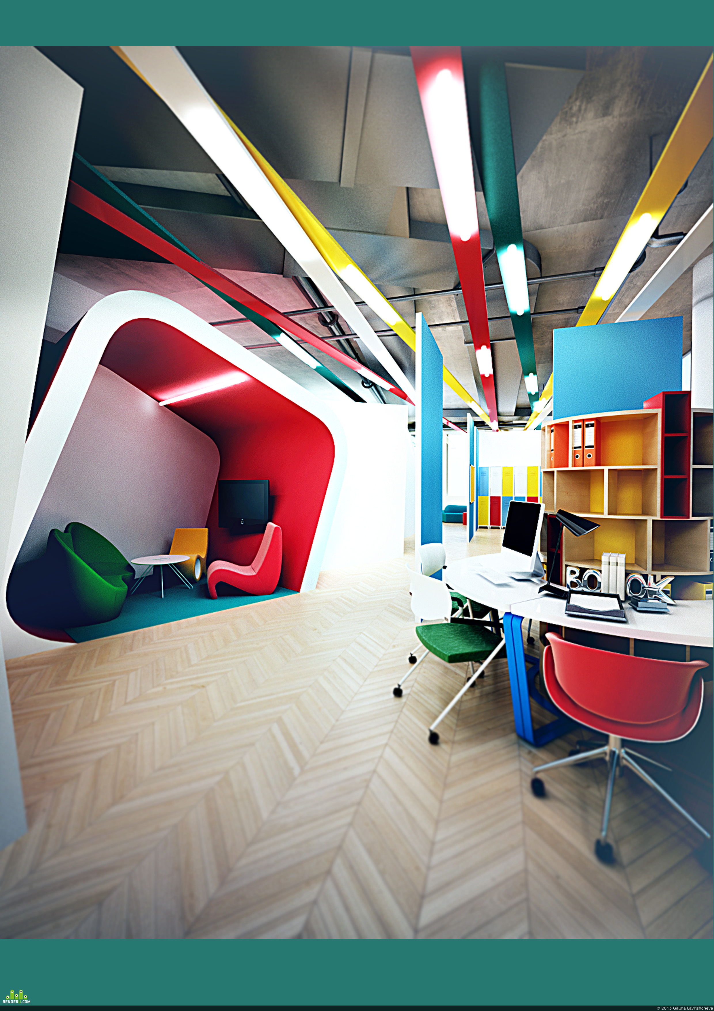 """preview Project office """"BOB"""""""