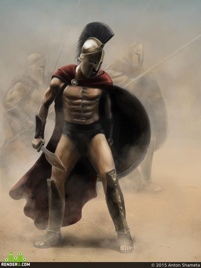 preview Спартанец