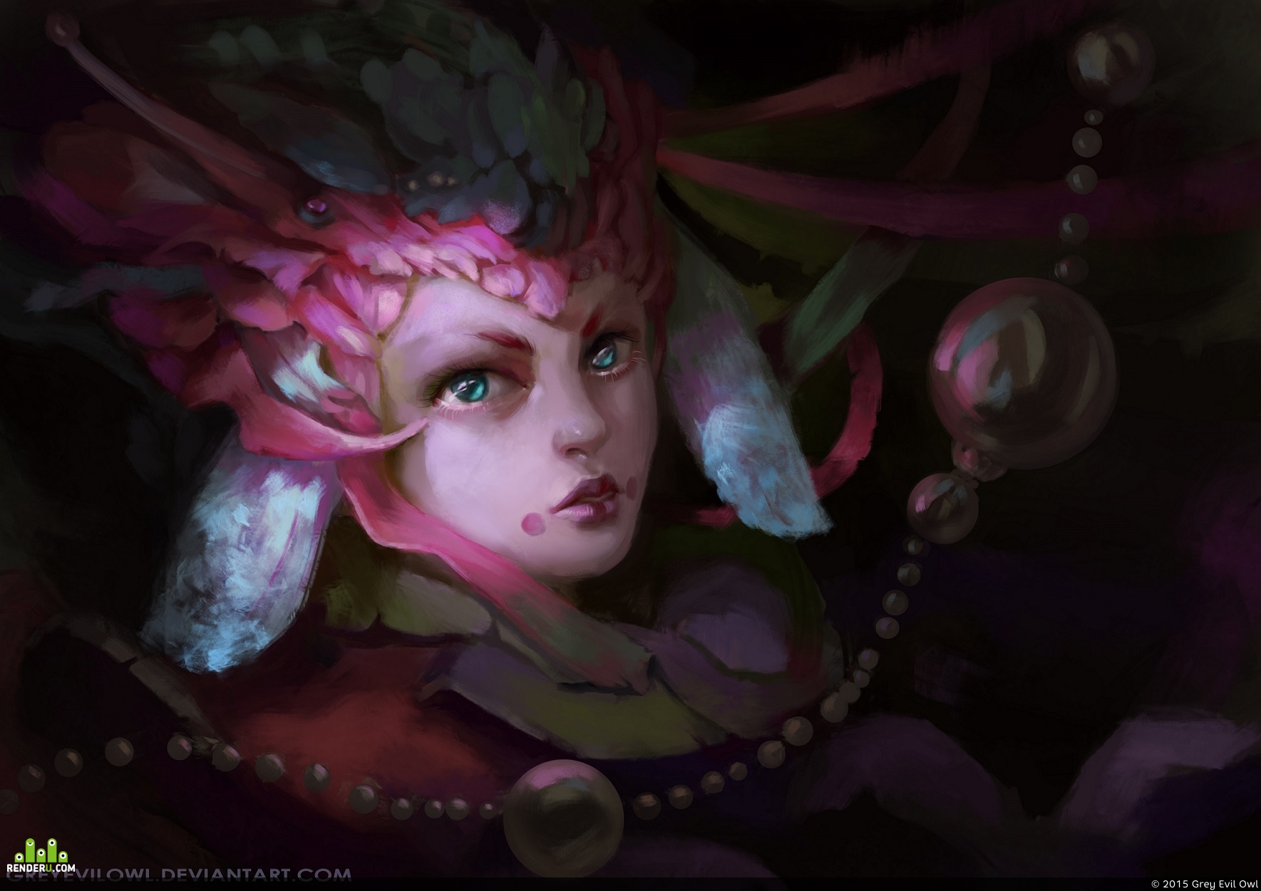 preview Fantasy girl