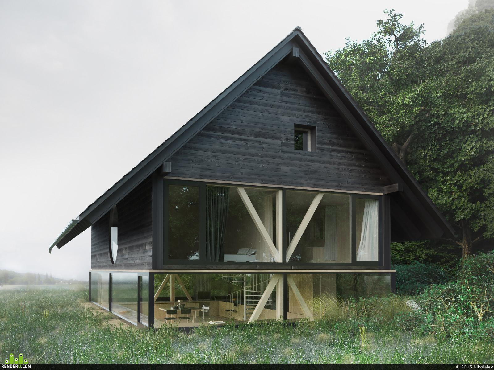 preview Дом на севере Швейцарии