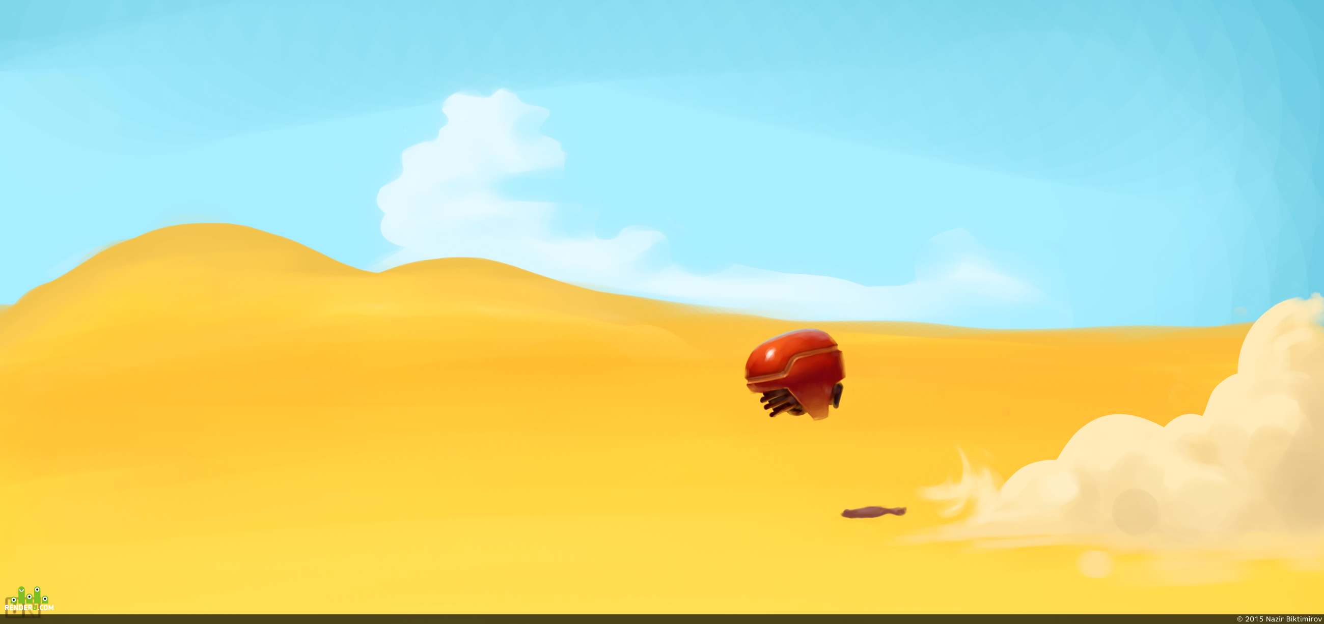 preview Desert bot