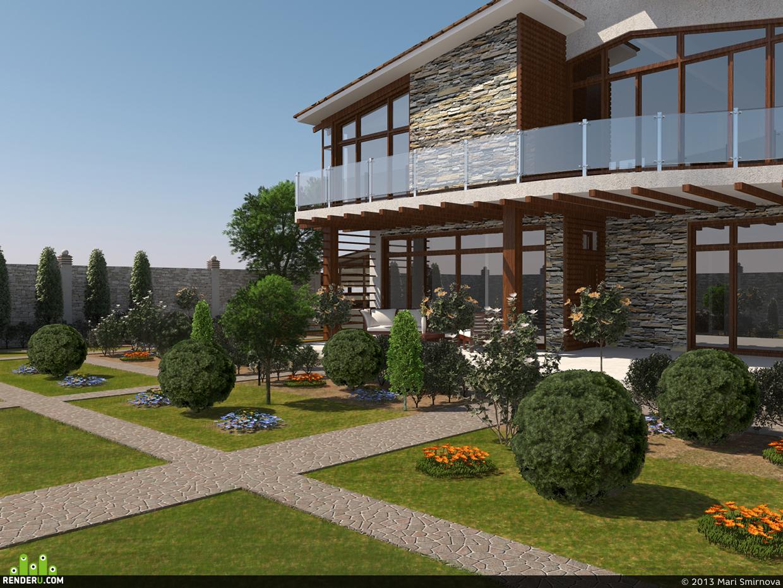 preview Частный дом в г. Одесса
