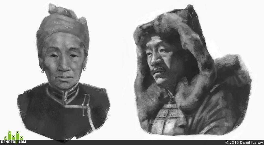 preview Монголы