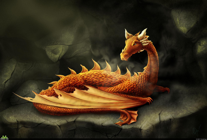 preview Золотой дракон